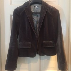 J. Crew brown Blazer Jacket
